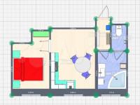Продается 1-комнатная квартира, 23 кв.м, Студенческая ул.