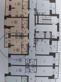 Продается 1-комнатная квартира, 25.6 кв.м, Каштановая ул.
