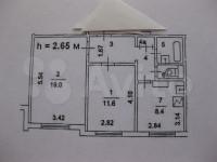Продается 2-комнатная квартира, 50.2 кв.м, Варшавское ш.