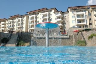 Квартира в Болгарии вторичка двухкомнатная Солнечный Берег