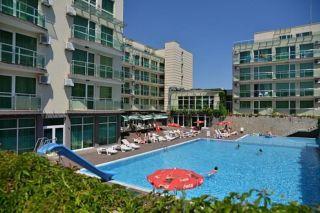 Большая квартира в Болгарии Сарафово в 200 метрах от моря