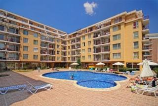 Недвижимость в Болгарии Трёхкомнатная квартира Солнечный Берег СД 2.