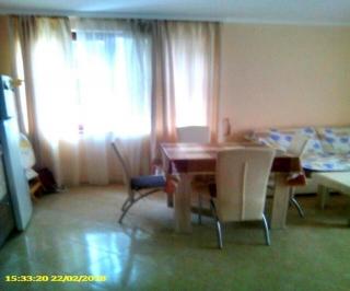 Большая квартира в Болгарии для постоянного проживания с 1 спальней и с мебелью Равда