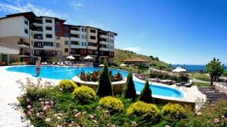 Продаю недорого элитную квартиру в Болгарии на берегу моря Райский Сад