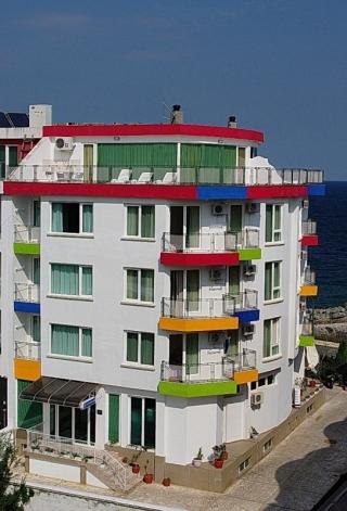 Отель на берегу моря в курорте Китен