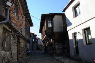 Уникальный двухэтажный дом в Болгарии в старом Созополе