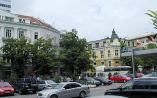 Квартира в Бургасе трёхкомнатная в центре Христина
