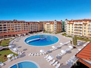 Недвижимость студия в Болгарии в элитном комплексе Солнечный Берег.