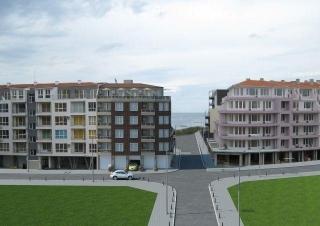 Квартиры в новом жилом здании в городе Поморие