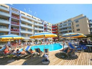 Студия в Болгарии у моря пл. 41.5 м2 Солнечный берег Плаза