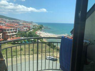Квартира двухкомнатная в Святом Власе с видом на море