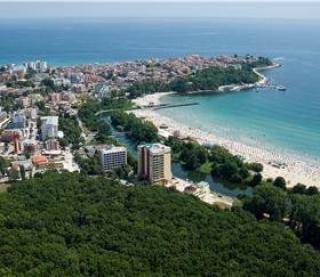 Земельный участок в Болгарии у моря. Приморско.