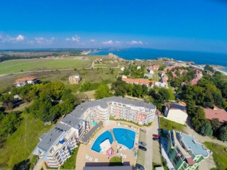 Шикарный двухкомнатный апартамент рядом с море в курорте Лозенец.