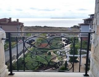 Уютная квартира в Болгарии с двумя спальнями с видом на море Св. Влас.