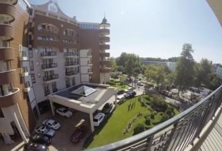 Двухкомнатный апартамент в центре Солнечного Берега