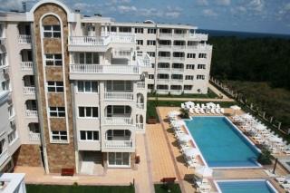 Новая квартира двухкомнатная в Болгарии Несебр.