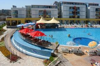 Трёхкомнатные апартаменты в Болгарии в Элит комплексе. Солнечный Берег