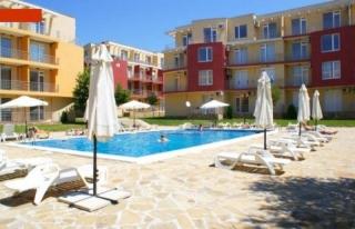 Вторичная недвижимость в Болгарии студия Солнечный Берег.