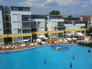 Болгария недвижимость студия в элитном 3 комплексе у моря Солнечный берег.