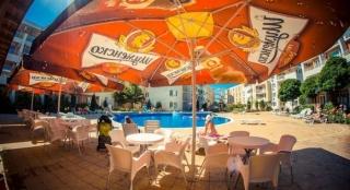 Болгария купить квартиру у моря недорого вторичное жилье 3-к. Несебр F.N.