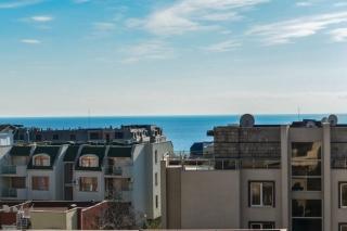 Двухкомнатная квартира в Болгарии с видом на море Святой Влас