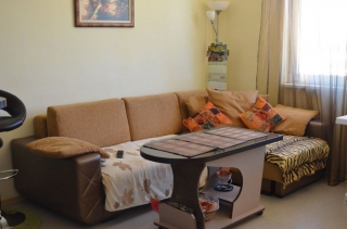 Трёхкомнатная квартира в Болгарии Поморие. Без таксы за обслуживание.