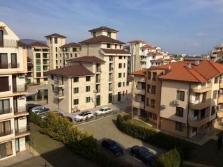 Двухкомнатная квартира Солнечный Берег Болгария 58 м2.