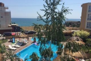 Квартира в Болгарии Двухкомнатная с видом на море в Равде