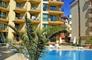 Апартамент в Болгарии  Солнечный Берег Амадеус