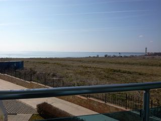 Шикарная меблированная квартира с видом на море в курорте Равда