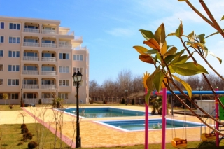 Трехкомнатная квартира в Болгарии комплекс Лайфстайл