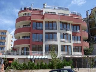 Квартира в Болгарии с видом на море двухкомнатная. Святой Влас.