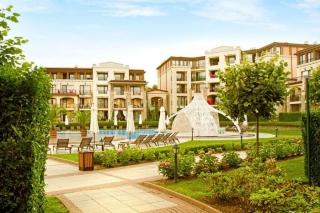 Болгария квартира с видом на море. Двухкомнатная с мебелью Созополь