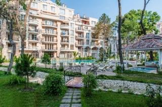 Квартиры в Болгарии у моря. Апартамент с двумя спальнями Солнечный Берег