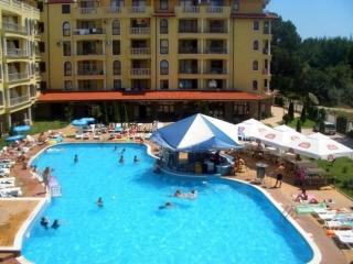 Недвижимость в Болгарии у моря Солнечный берег меблированная квартира студия Дрим.
