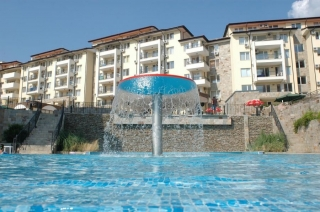 Трёхкомнатная квартира в Болгарии у моря Пентхаус в курорте Солнечный Берег