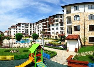 Элитные квартиры в Болгарии в Несебре