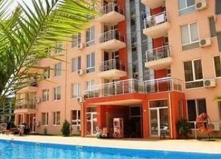 Вторичная двухкомнатная квартира у моря. Солнечный Берег Балкан