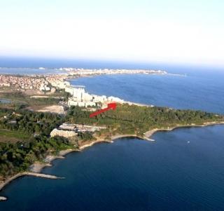 Продажа инвестиционного проекта апарт-отеля у моря