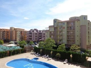 Двухкомнатная квартира в Болгарии в жилом доме Святой Влас