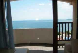 Квартира море на первой линии Свети Влас с видом на море
