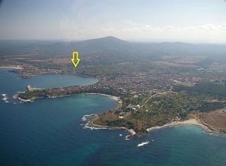 Земельный участок в Болгарии у моря. Царево.