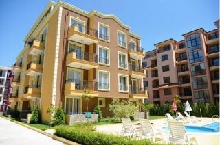Меблированная квартира в Болгарии студия Солнечный Берег