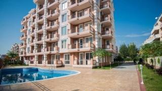 Квартира  в Болгарии Солнечный Берег с садом Роз.