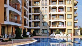 Недвижимость в Болгарии квартира студия Солнечный Берег