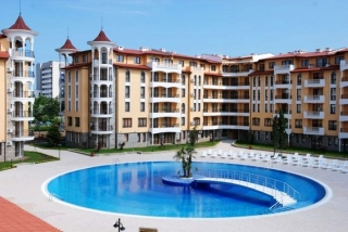 Недвижимость в Болгарии Меблированная Двухкомнатная квартира в Болгарии