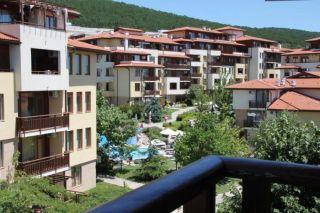 Райская недвижимость в Болгарии большая квартира студия