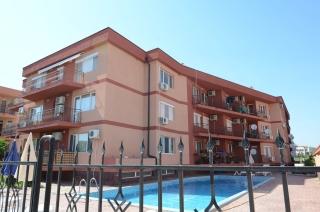 Болгария двухкомнатная квартира на море. Равда.
