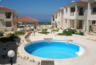 Элитные апартаменты с 1 спальней на Кипре.