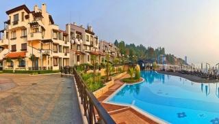 Двухкомнатная квартира в Болгарии на берегу моря. Лозенец